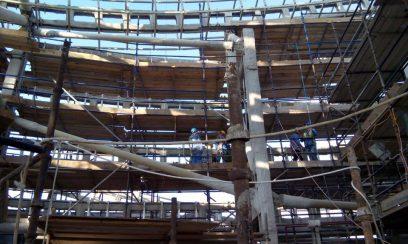 Mason's Scaffolding in Dubai